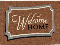 Kokosmatte Coco Design Welcome Home