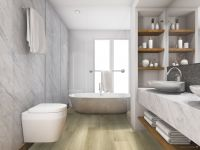 Vorschau: TFD Floortile Klebevinyl Style Pro 13 Badezimmer