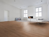 Vinylboden Landhausdiele Bordeaux Oak living