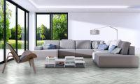 Vorschau: TFD Floortile Klebevinyl Ossi 2 Wohnzimmer