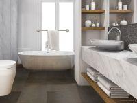 TFD Floortile Magnetboden Innovative Stone MAG ARTEP 1 Badezimmer