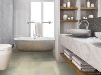 TFD Floortile Magnetboden Innovative Stone MAG ARTEP 4 Badezimmer
