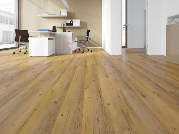 Klick-Vinylboden 555 Blond Pine