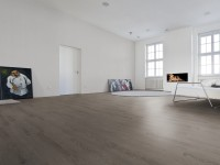 Vinylboden Landhausdiele Paris Oak dark grey