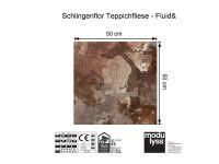 Modulyss Teppichfliese Fluid& 306