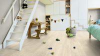 Vorschau: Tarkett Klebevinyl ID Inspiration 70 NATURALS Travertin Grande Sand Kinderzimmer