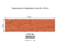 Infloor Teppichfliesen Cottel Mo 700 selbsthaftend