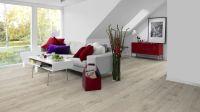 Vorschau: Tarkett Klebevinyl ID Inspiration 30 CLASSICS Scandinavian Oak Medium Beige Wohnzimmer