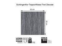 Modulyss Teppichfliese First Decode 957