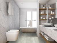 Vorschau: TFD Floortile Klickvinyl Steady 5402-A Rigid Badezimmer
