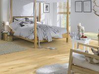 Vinylboden mit Holzdekor für natürliches Wohnen