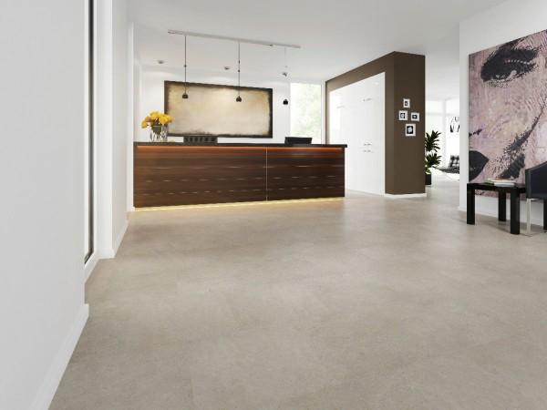 Vinylboden Design 555 Light Concrete