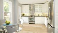 Vorschau: Tarkett Klebevinyl ID Inspiration 30 NATURALS Brushed Elm Natural Küche