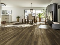 Vinylboden Landhausdiele Paris Walnut