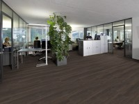 Vinylboden XL-Diele Bordeaux Oak dark