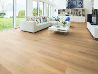 Avatara Comfort Designboden Eiche Aurora naturbeige - 100% PVC frei