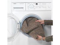 Vorschau: Baumwollmatte ENTRA Saugstark anthrazit Detailbild