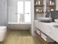 Vorschau: TFD Floortile Magnetboden Innovative Register MAG-RE15-8 Badezimmer