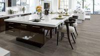 Vorschau: Tarkett Klebevinyl ID Inspiration 30 CLASSICS Antik Oak Dark Grey Küche