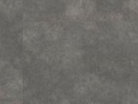 Vinylboden Design 555 Dark Big Stone Klebevinyl Fliese