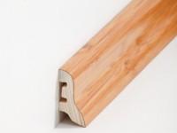 Holz Sockelleiste Klassisch Bambus dunkel 20 x 40 x 2500 mm