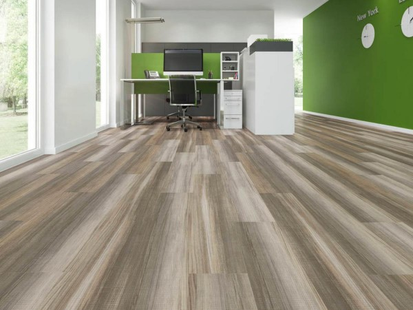 JOKA Klebevinyl 2,5 mm Design 555 Brown Sawn Cut