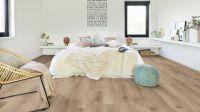 Vorschau: Tarkett Klebevinyl ID Inspiration 30 CLASSICS Contemporary Oak Natural Schlafzimmer