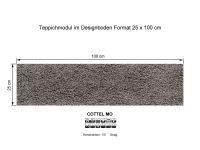Infloor Teppichfliesen Cottel Mo 745 selbsthaftend