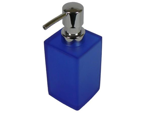 Seifenspender Sorano blau