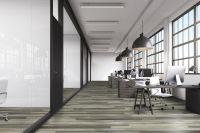 Vorschau: TFD Floortile Klickvinyl Heritage 6A Rigid Büro