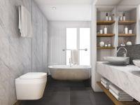 Vorschau: TFD Floortile Klebevinyl Style Pro Sharon 1 Badezimmer