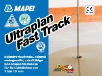 Mapei Ultraplan Fast Track Schnell-Spachtelmasse 25 kg