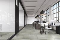 Vorschau: TFD Floortile Klebevinyl Creative Stone MS Stone 1614 Büro