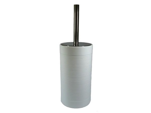 WC-Bürstengarnitur Tinto Rocca weiß