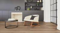 Tarkett Klickvinyl Starfloor Click Ultimate 30 Cascade Oak Aged Wohnzimmer