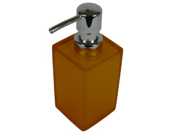 Seifenspender Sorano orange