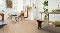 Vorschau: Tarkett Klebevinyl ID Inspiration 70 NATURALS Variant Oak Beige Wohnbereich