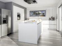 Bodendesign mit Wohngesundem Designboden in der Küche