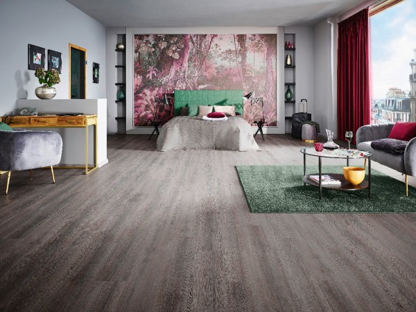 Vinylboden Design 555 Purple Larch