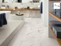 Klick Designboden Disano Smart Aqua Marmor Weiss