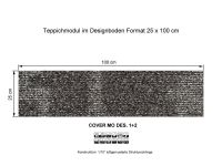 INFLOOR Teppichmodule COVER MO 002-760 selbsthaftend