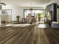 Vinylboden Holzstruktur Paris Walnut Klebevinyl Landhausdiele