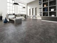 Vinylboden Design 555 Metallic Slate