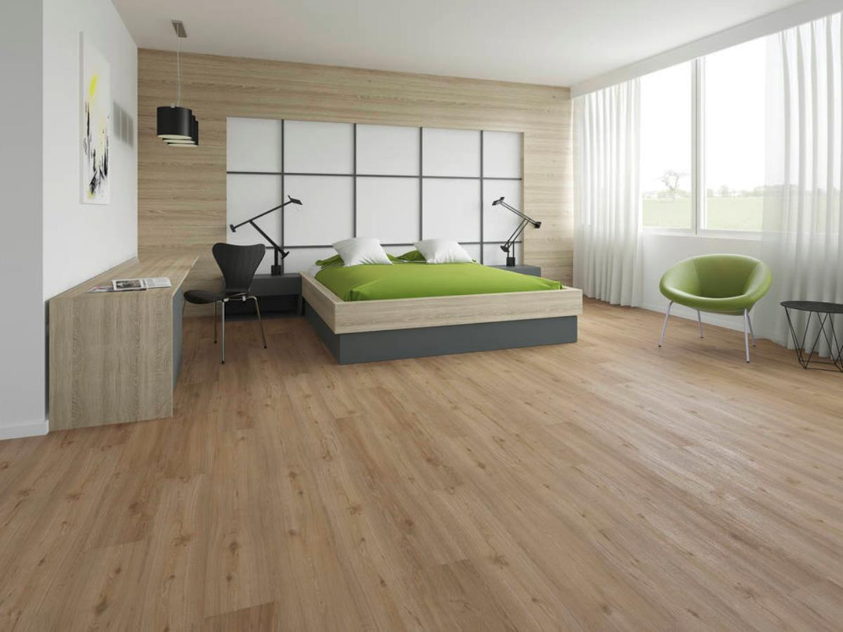 joka klebe vinylboden 555 spring oak wohntec. Black Bedroom Furniture Sets. Home Design Ideas
