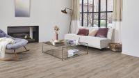 Vorschau: Tarkett Klickvinyl Starfloor Click Ultimate 55 Weathered Oak Brown Wohnzimmer