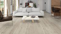Tarkett Klebevinyl ID Inspiration 55 CLASSICS Scandinavian Oak Medium Beige Wohnzimmer