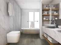 Vorschau: TFD Floortile Klickvinyl Style Register Rigid 60-12 Badezimmer