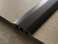 Übergangsprofil 447 bronze dunkel