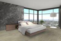 Vorschau: TFD Floortile Klickvinyl Style Register Rigid 60-2 Schlafzimmer