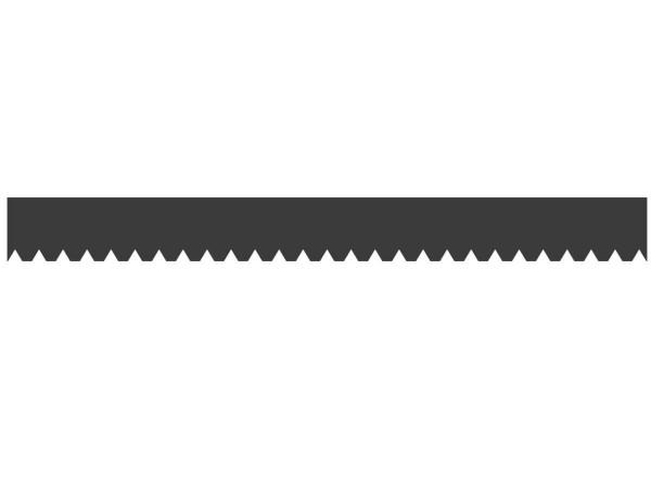 JOKA Zahnleisteneinsatz 210 mm A2